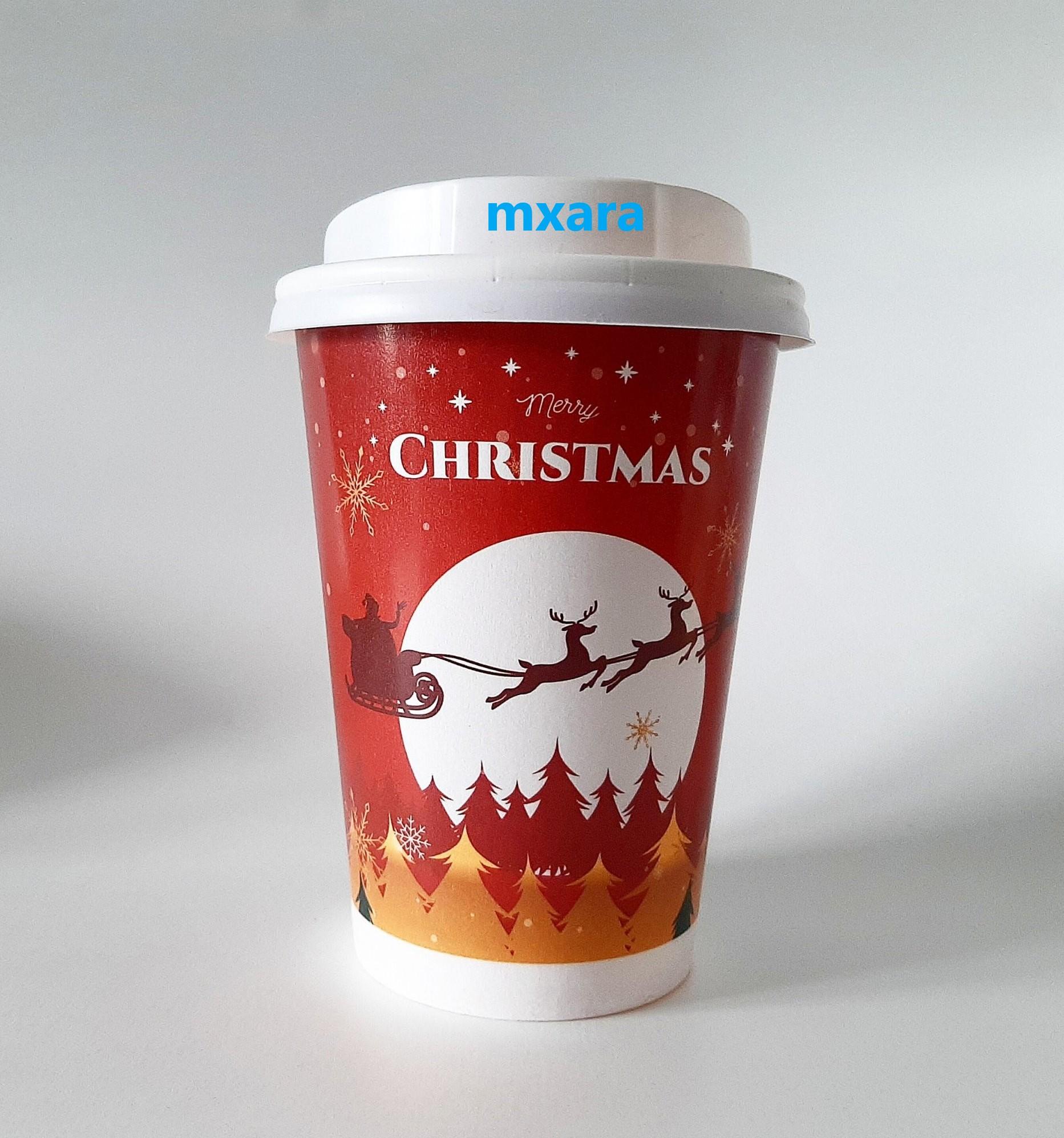 Ly Giấy Noel